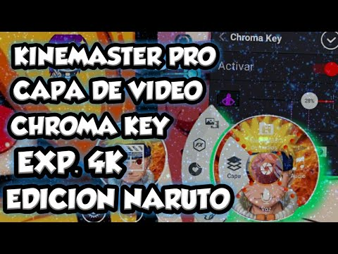 kinemaster pro com chroma key