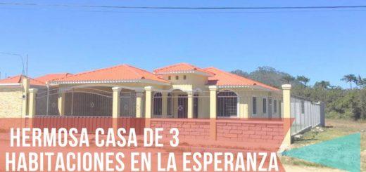 Venta de Casa en La Esperanza Intibuca, Residencial Los Helechos